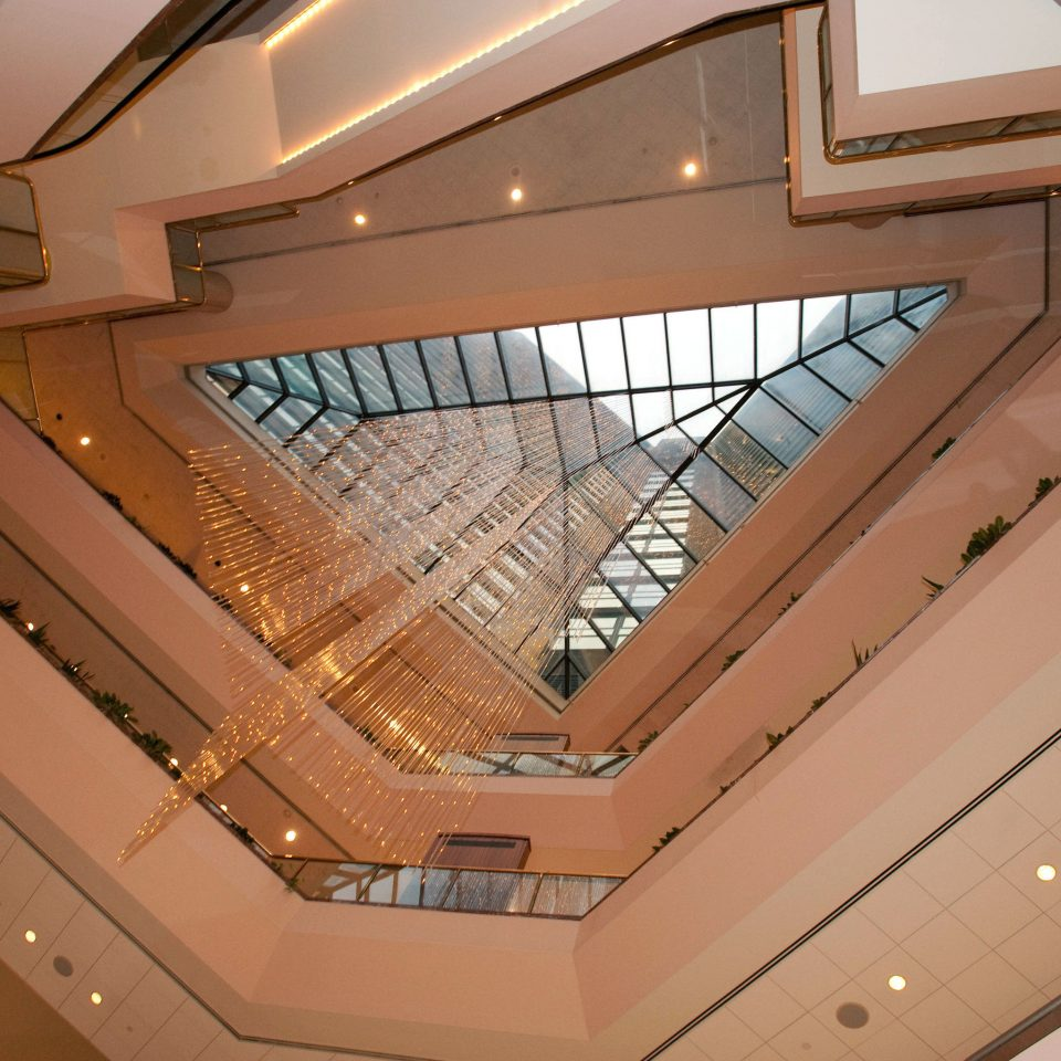 stairs Architecture daylighting auditorium Lobby technology step