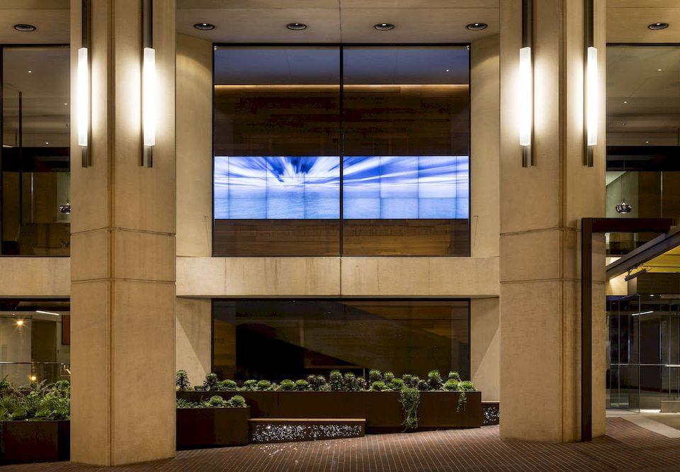Lobby Architecture lighting auditorium headquarters
