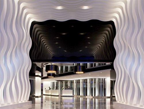 Architecture white Lobby lighting auditorium theatre