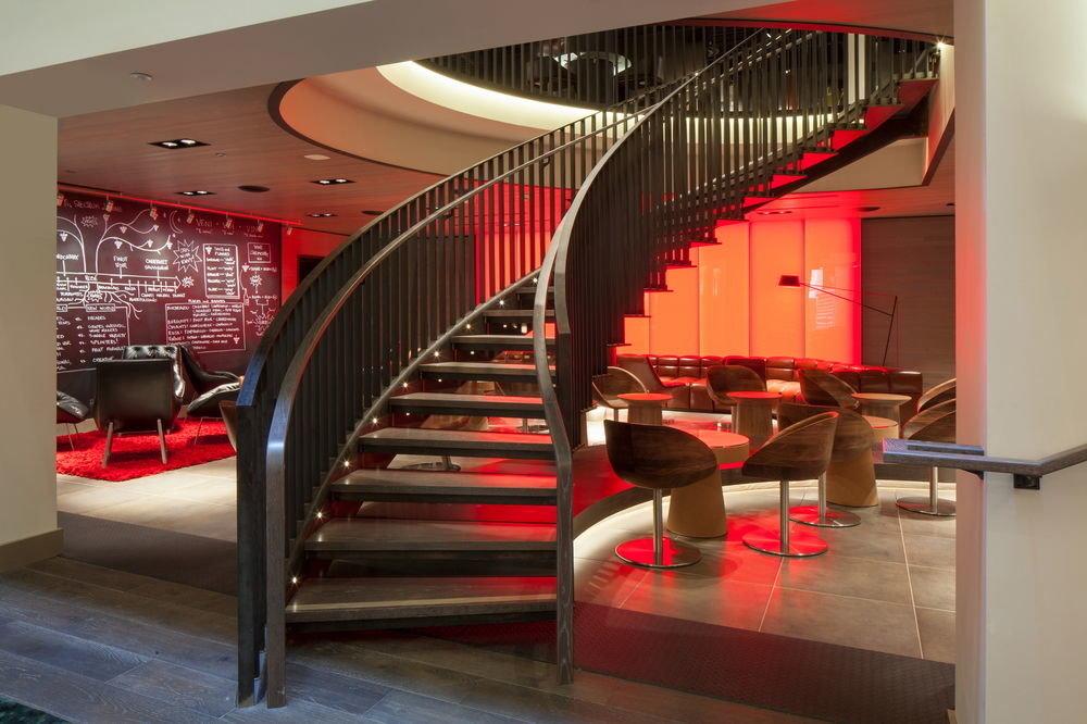 Lobby Architecture auditorium stairs