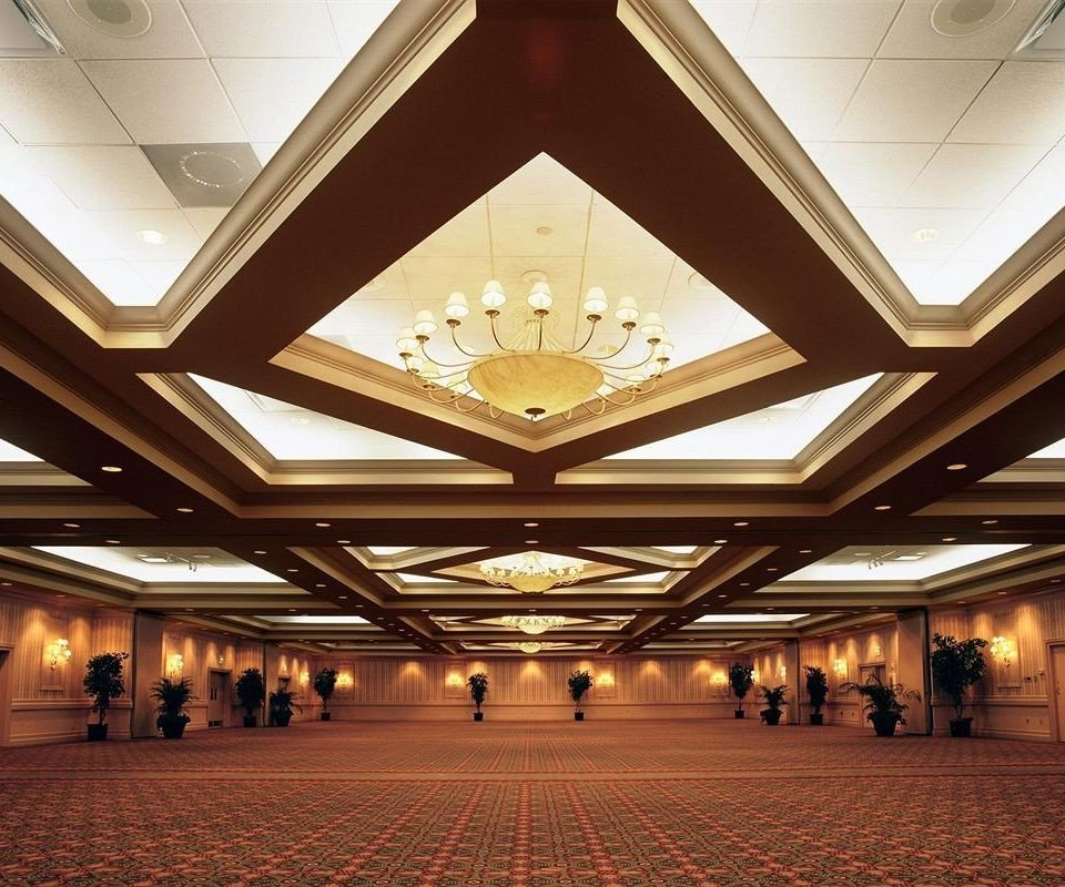 Architecture Lobby daylighting lighting convention center plaza ballroom symmetry hall