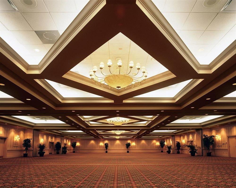 Architecture Lobby daylighting lighting convention center plaza ballroom symmetry hall