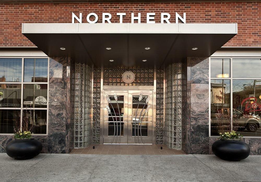 building Lobby Architecture brick home headquarters