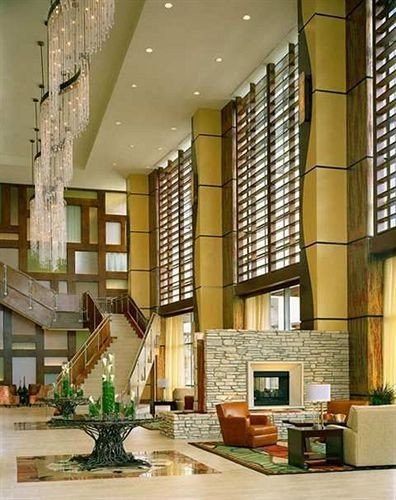 Lobby property building condominium living room Architecture home house stairs mansion hall