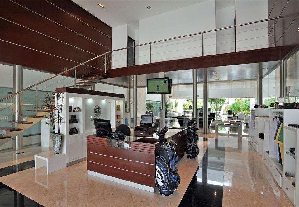 Lobby building Architecture headquarters condominium tourist attraction office