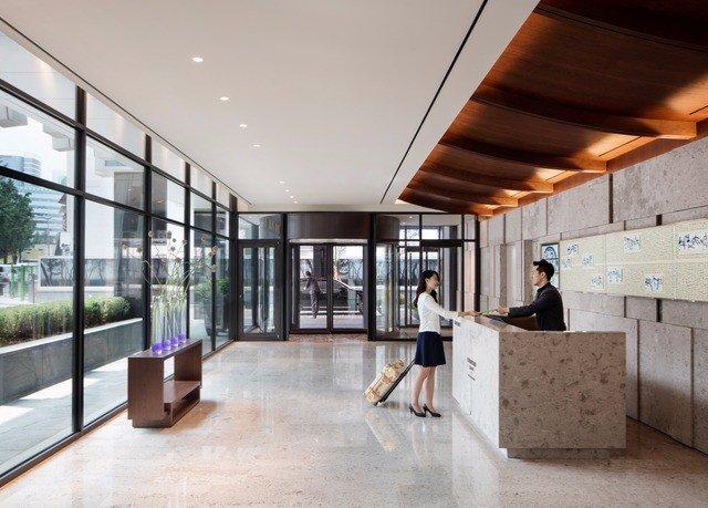 building Lobby property Architecture professional headquarters condominium