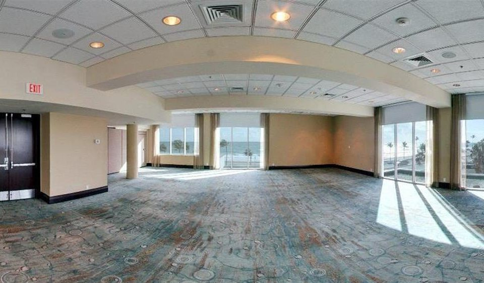 building ground property Lobby Architecture daylighting flooring headquarters hall empty stone