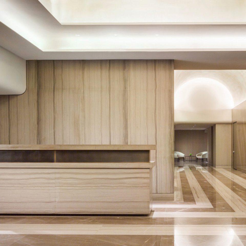 building Lobby Architecture hardwood daylighting professional lighting flooring wood flooring hall