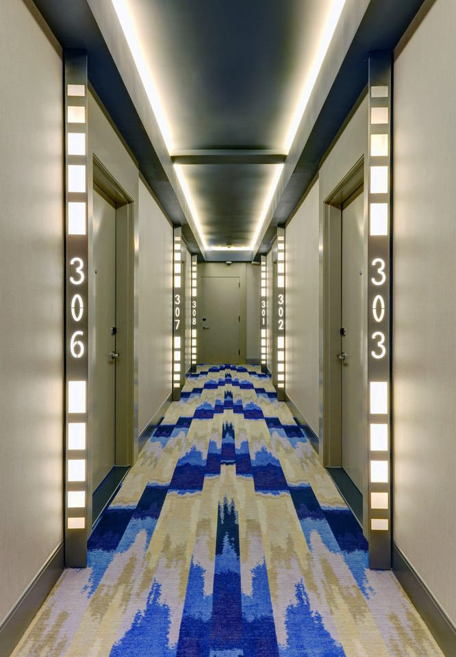 building Architecture hall daylighting Lobby headquarters symmetry glass tourist attraction flooring tiled
