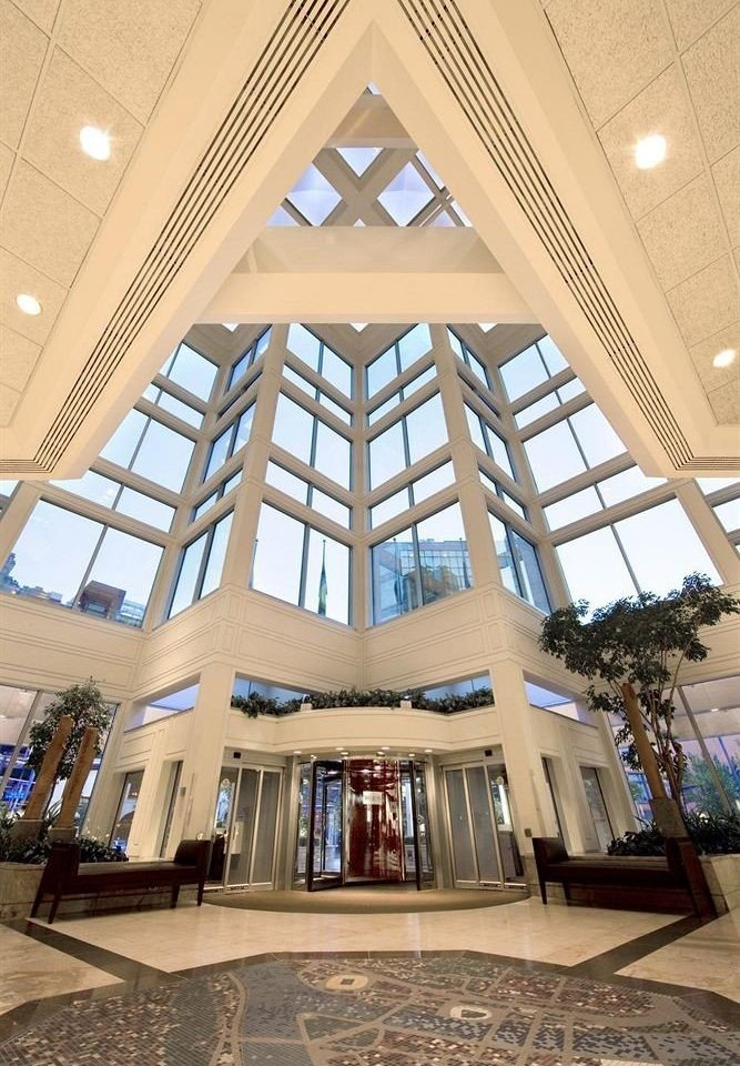 building Architecture home daylighting Lobby hall