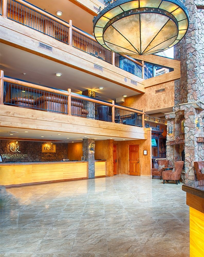 property building Lobby Architecture home