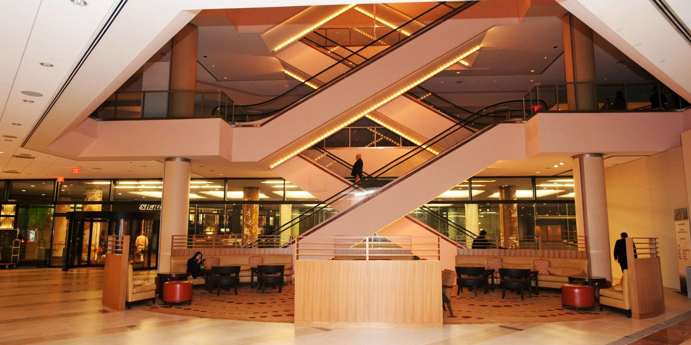 Lobby building Architecture professional shopping mall