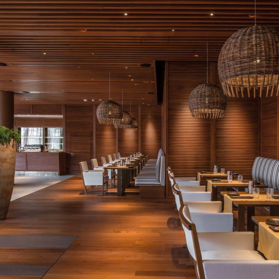 Architecture restaurant café Lobby