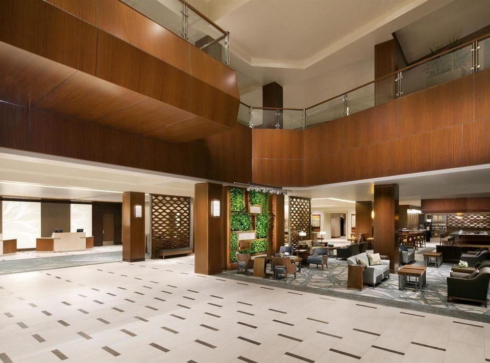 Lobby property Architecture condominium convention center