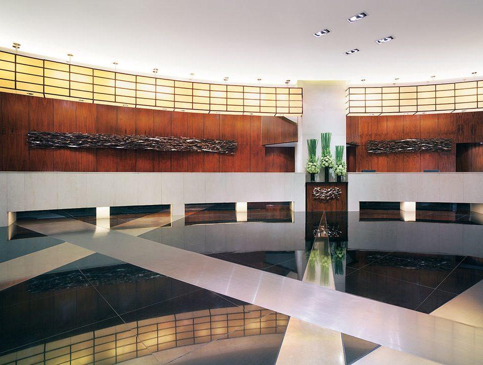 Lobby Architecture daylighting lighting headquarters condominium convention center professional