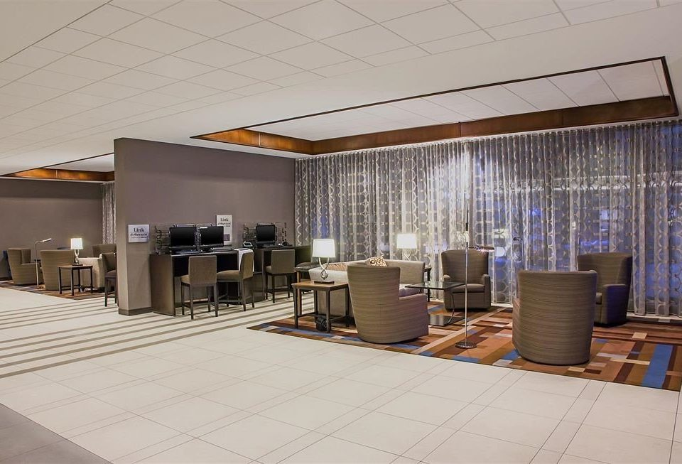 Lobby property condominium Architecture living room flooring headquarters convention center