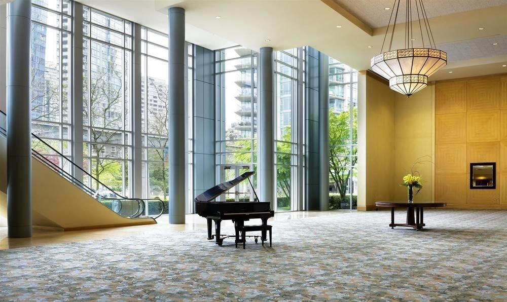 property Lobby Architecture home flooring condominium daylighting living room professional hall headquarters