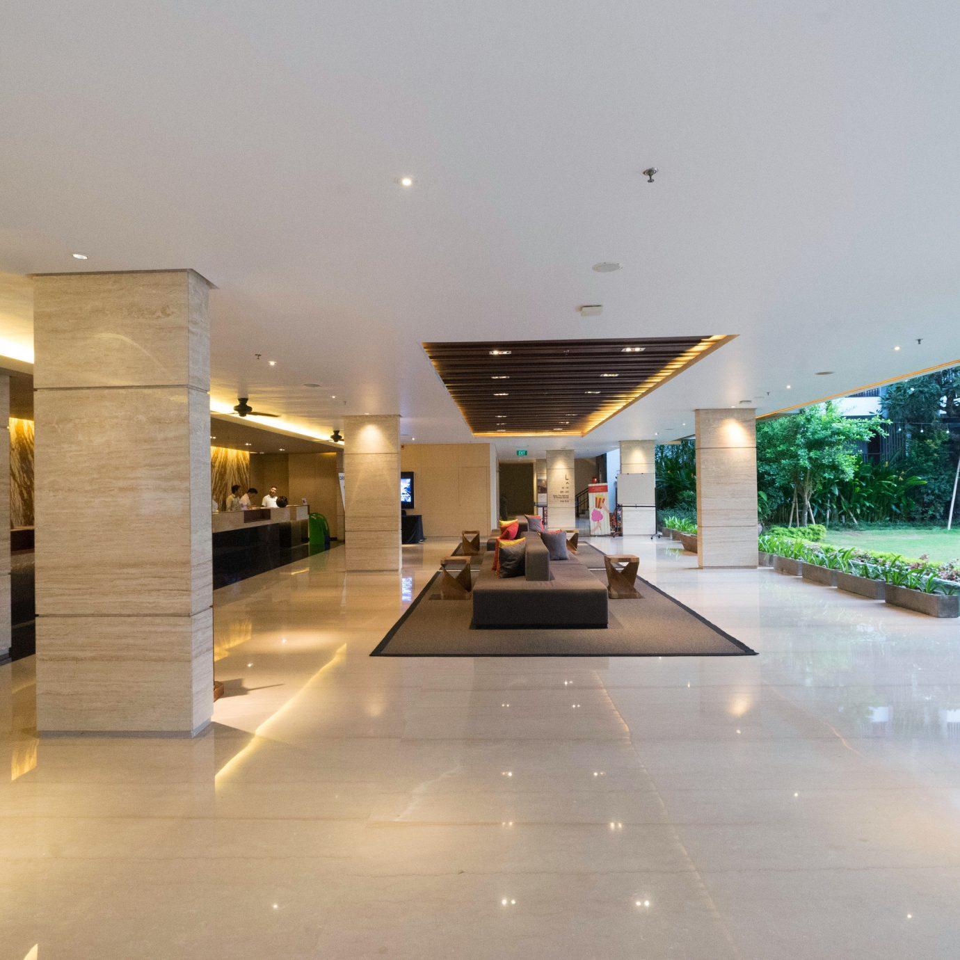 property Architecture Lobby professional home daylighting condominium headquarters