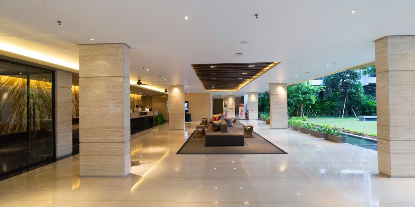property Architecture Lobby professional home daylighting condominium headquarters