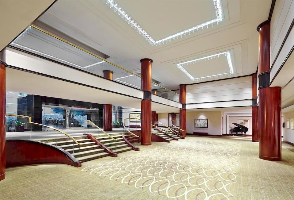 Lobby property Architecture home living room condominium mansion flooring