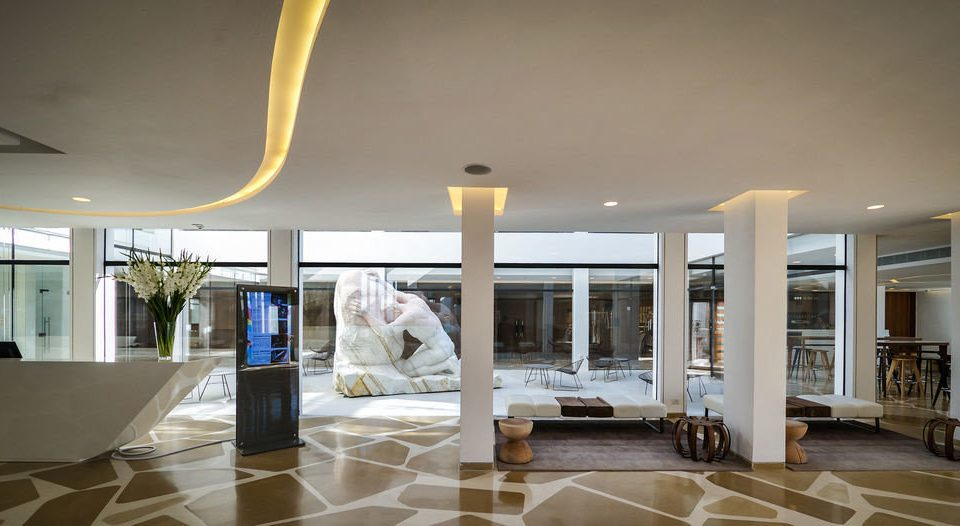 property Lobby Architecture home lighting living room condominium