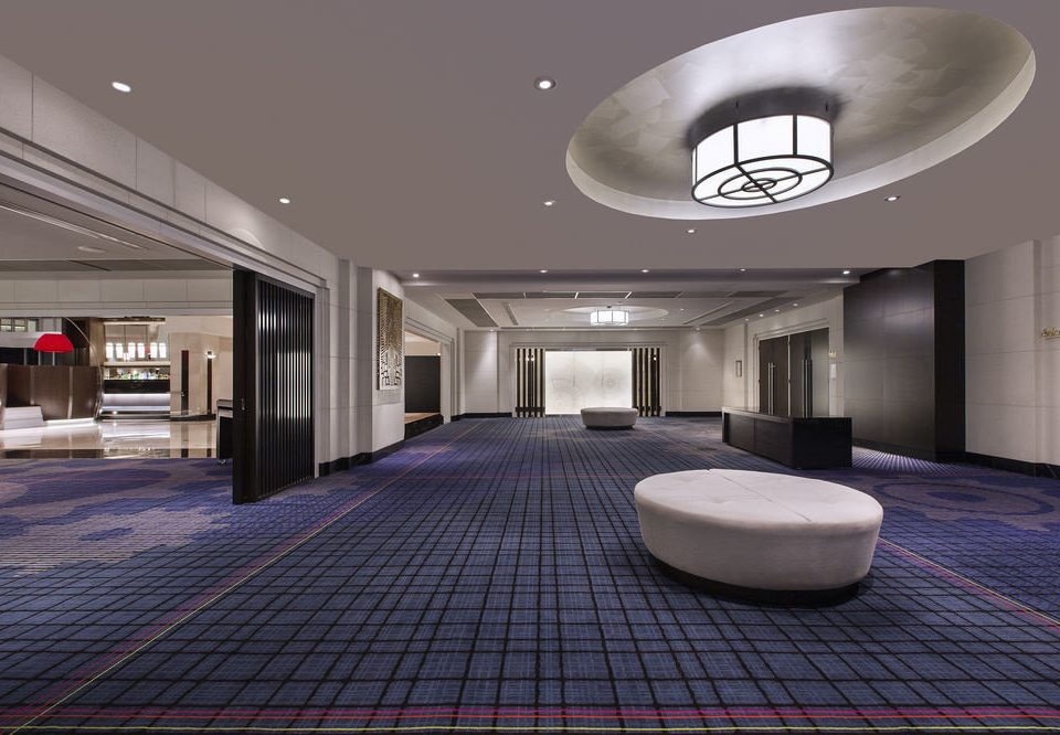 Lobby property Architecture lighting daylighting headquarters flooring convention center