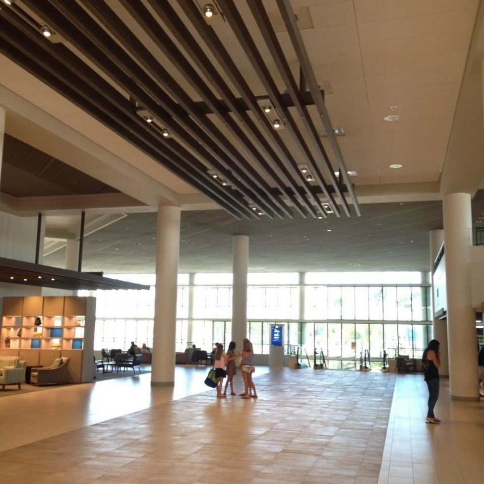 property structure Lobby Architecture tourist attraction hall headquarters convention center museum