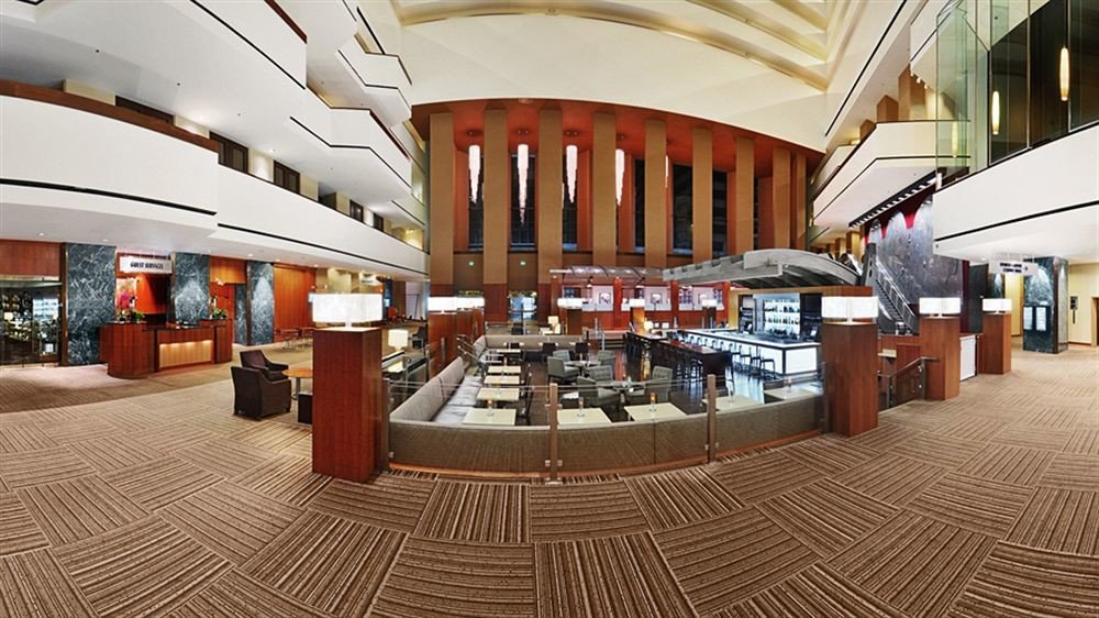 Lobby shopping mall Architecture plaza convention center