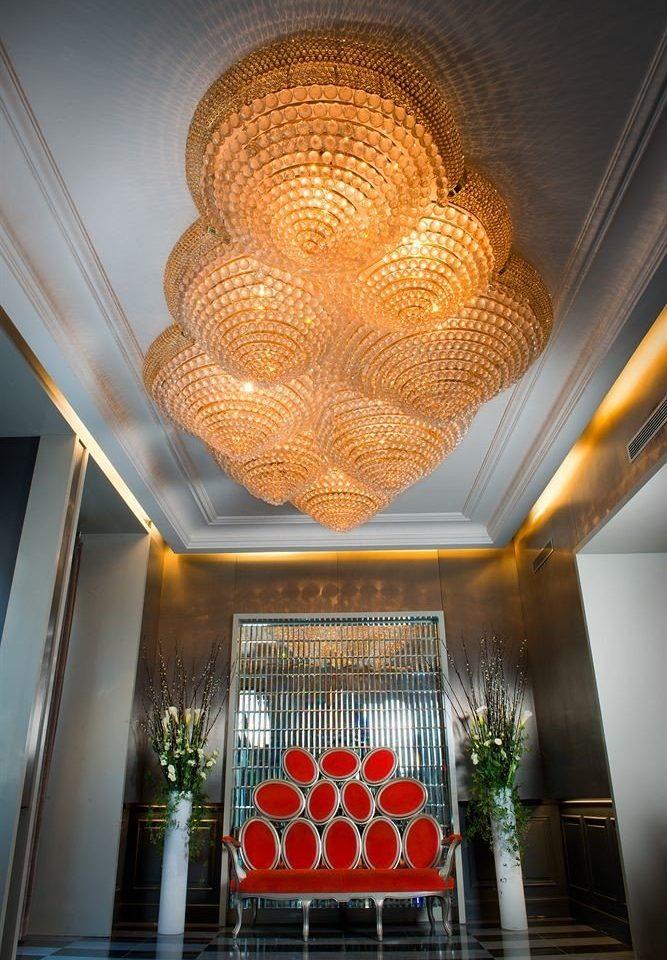 light Lobby Architecture lighting daylighting symmetry glass