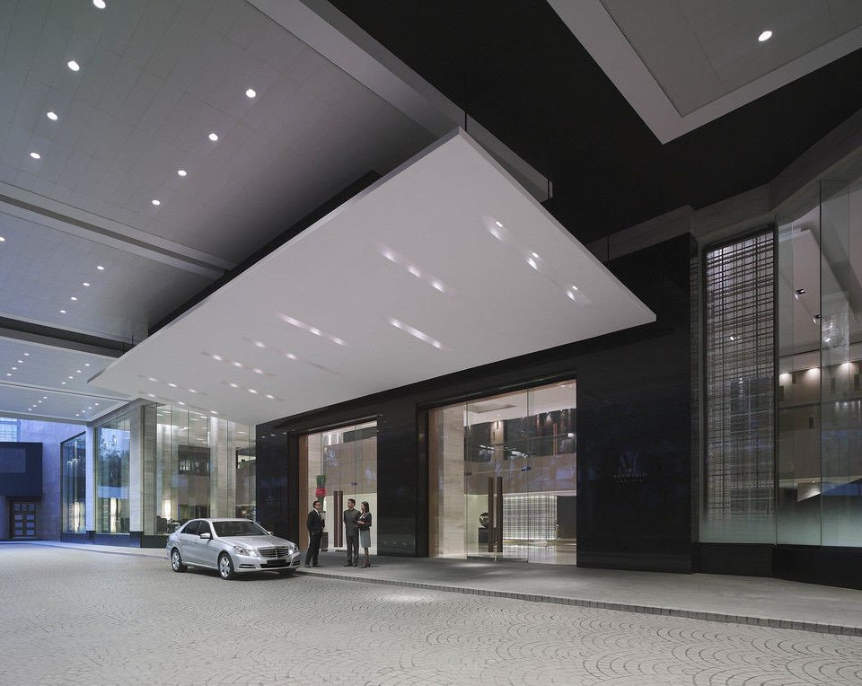 Architecture daylighting lighting Lobby headquarters hall office