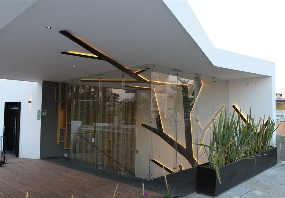 property Architecture daylighting professional Lobby handrail