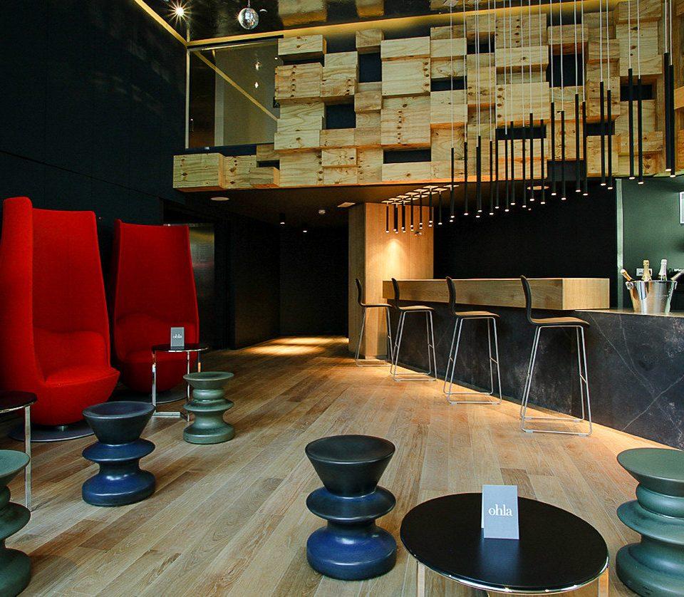 Architecture restaurant Lobby flooring