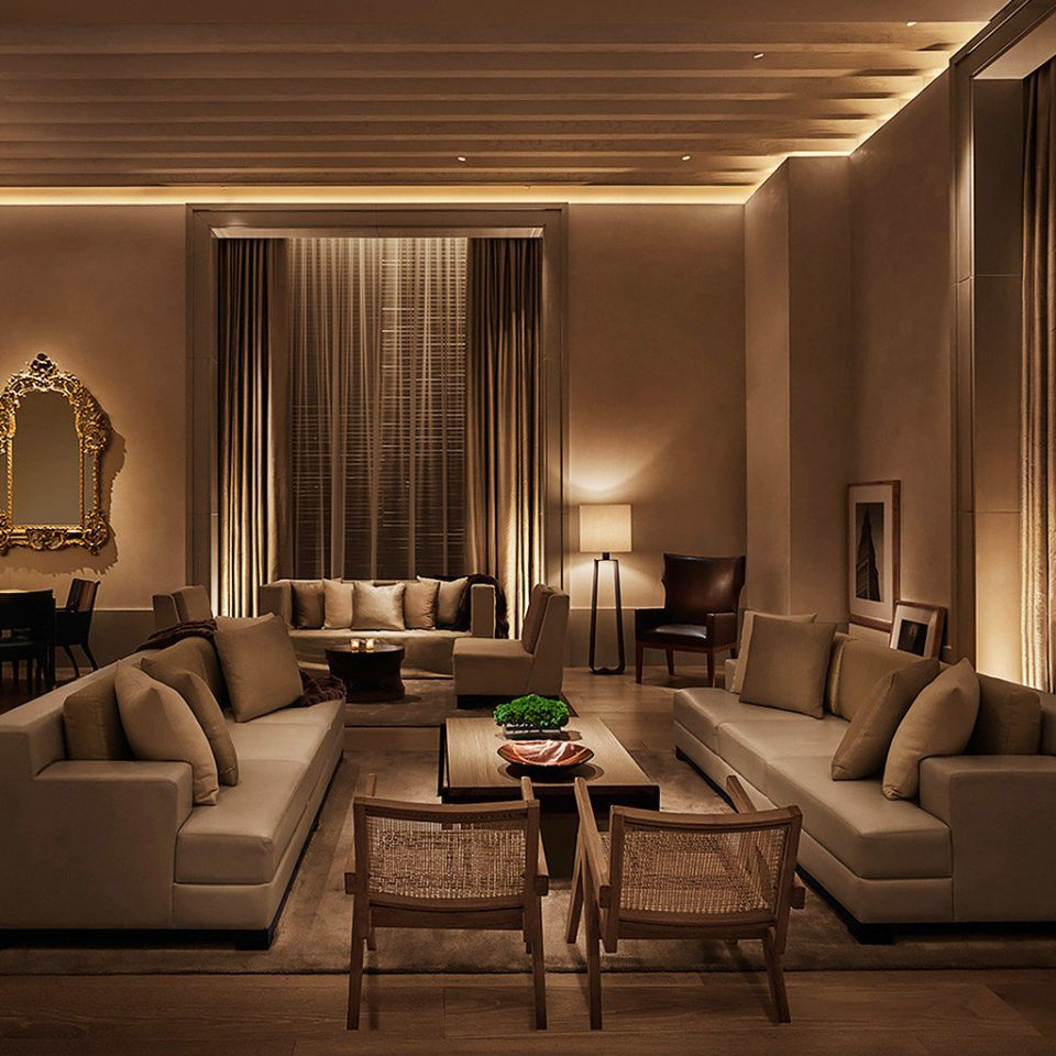 Lounge Luxury Modern Lobby living room Architecture lighting home Suite