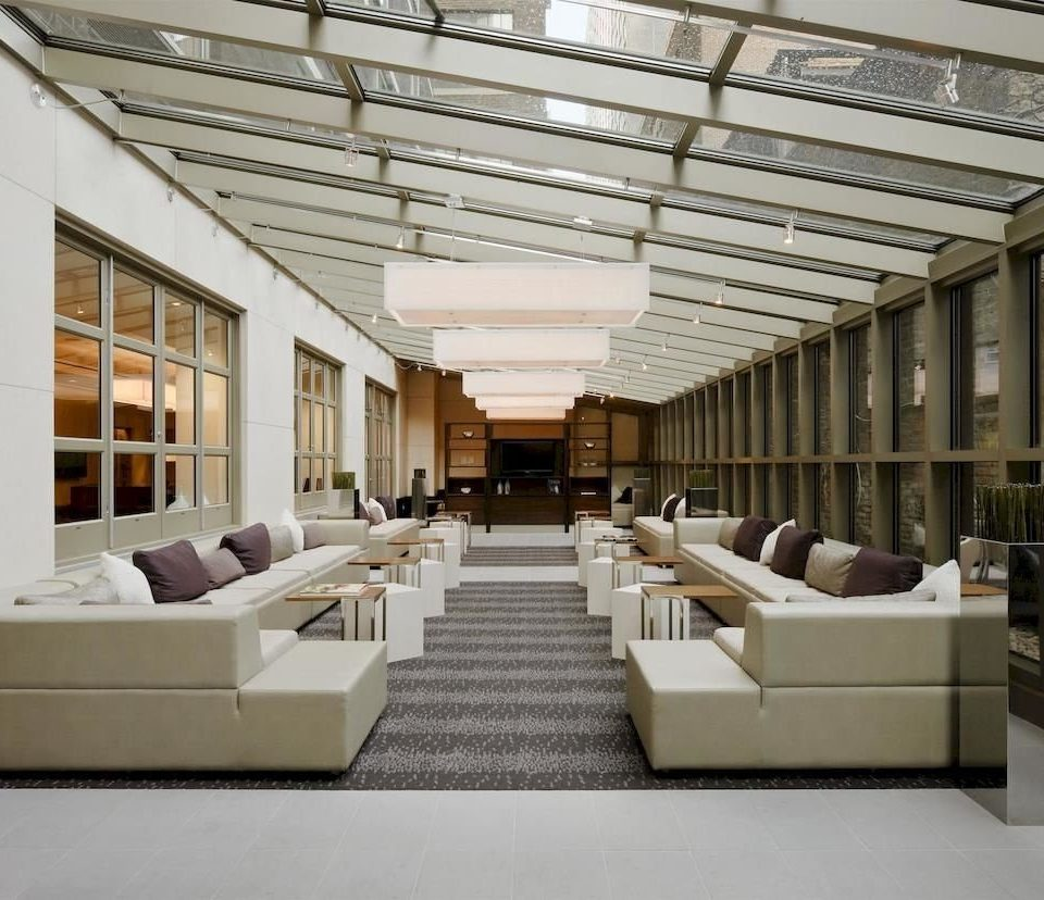 Lounge Modern Lobby building Architecture living room headquarters auditorium home convention center conference hall