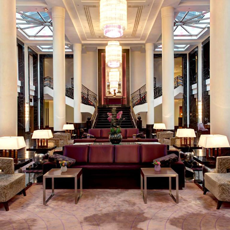 Architecture Lobby Lounge Resort property living room home palace mansion restaurant condominium