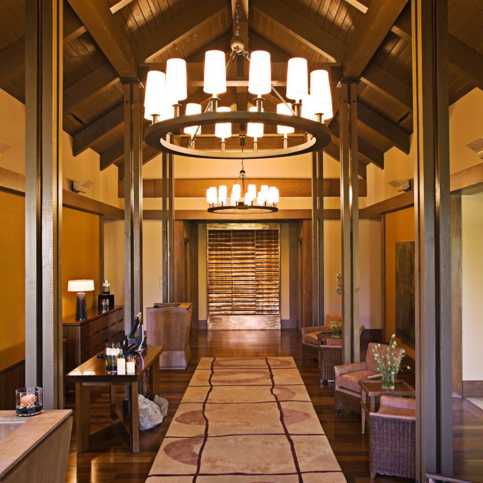 Lounge Resort Rustic Lobby Architecture lighting restaurant home hall
