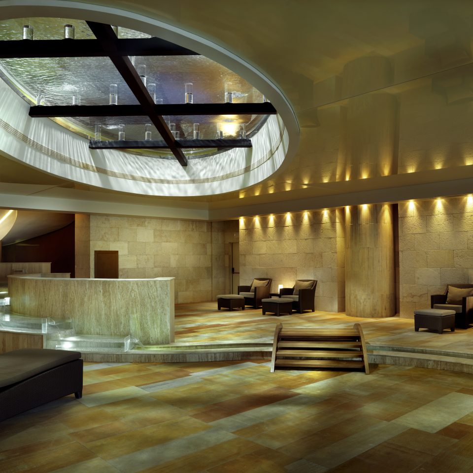 Luxury Modern Spa Wellness Lobby Architecture daylighting lighting tourist attraction convention center