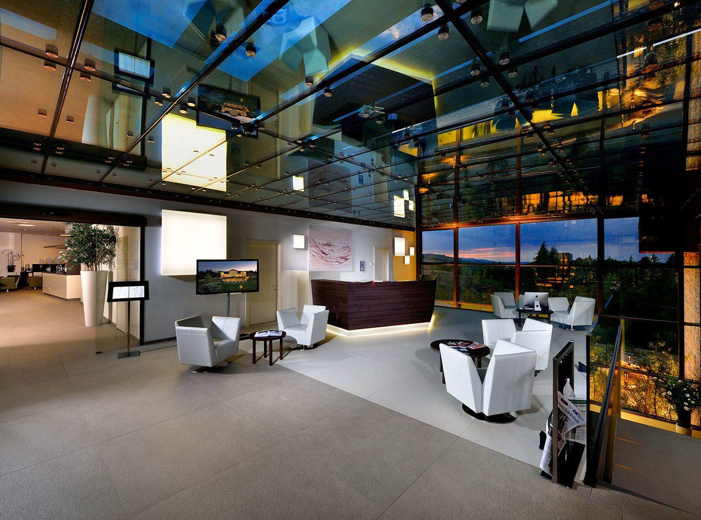 Lobby Luxury Modern building Architecture tourist attraction