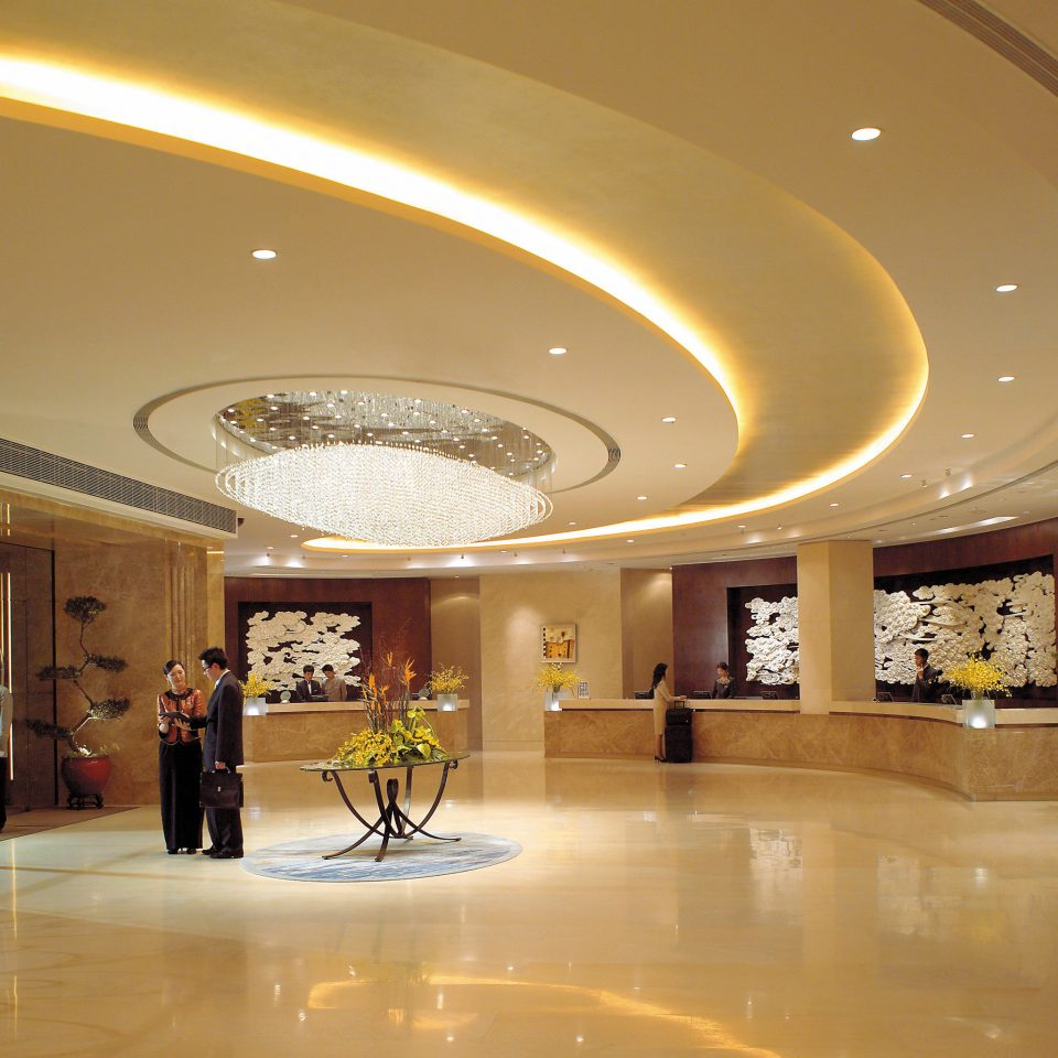Lobby Modern shopping mall building Architecture retail hall convention center function hall ballroom