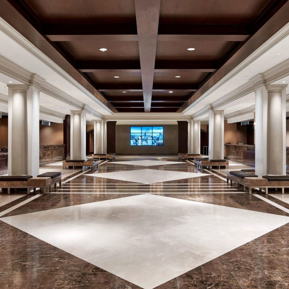 Lobby building Architecture home Modern daylighting flooring headquarters professional hall convention center living room mansion clean