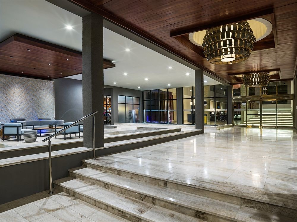 Lobby Modern building Architecture platform lighting headquarters home professional