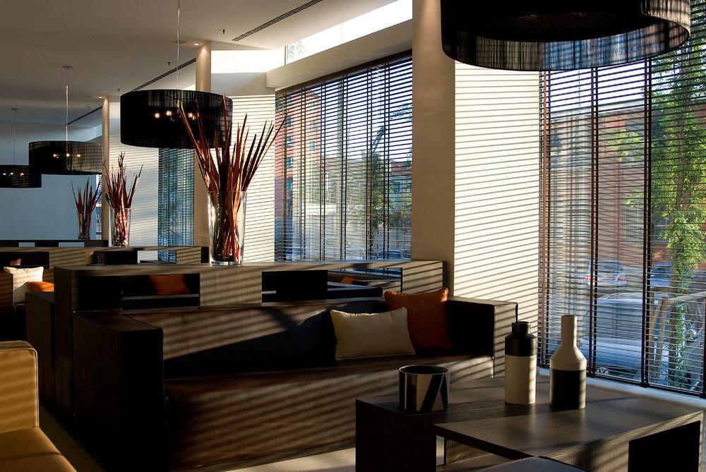 Lobby condominium Architecture living room lighting home professional window blind window treatment Modern