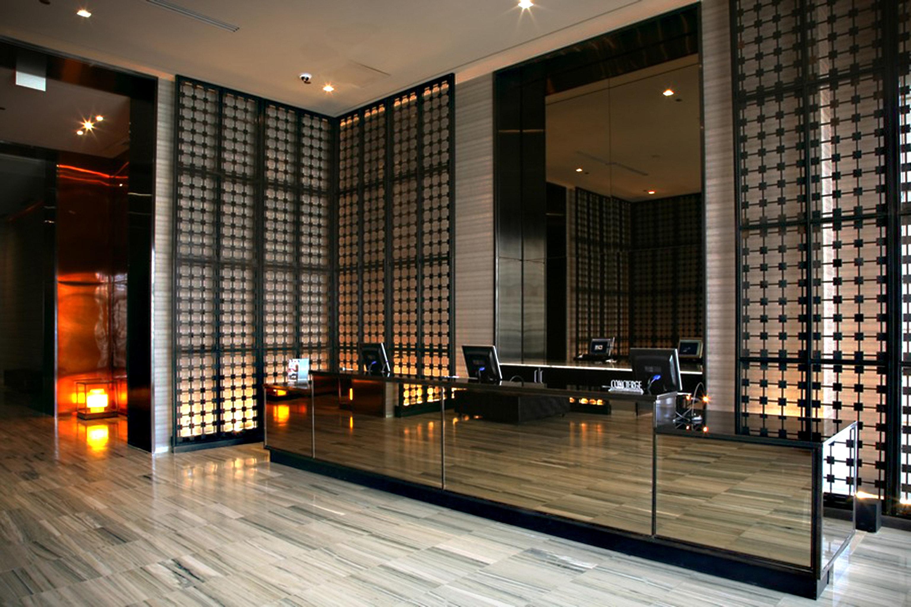 Lobby Modern Architecture lighting headquarters hall