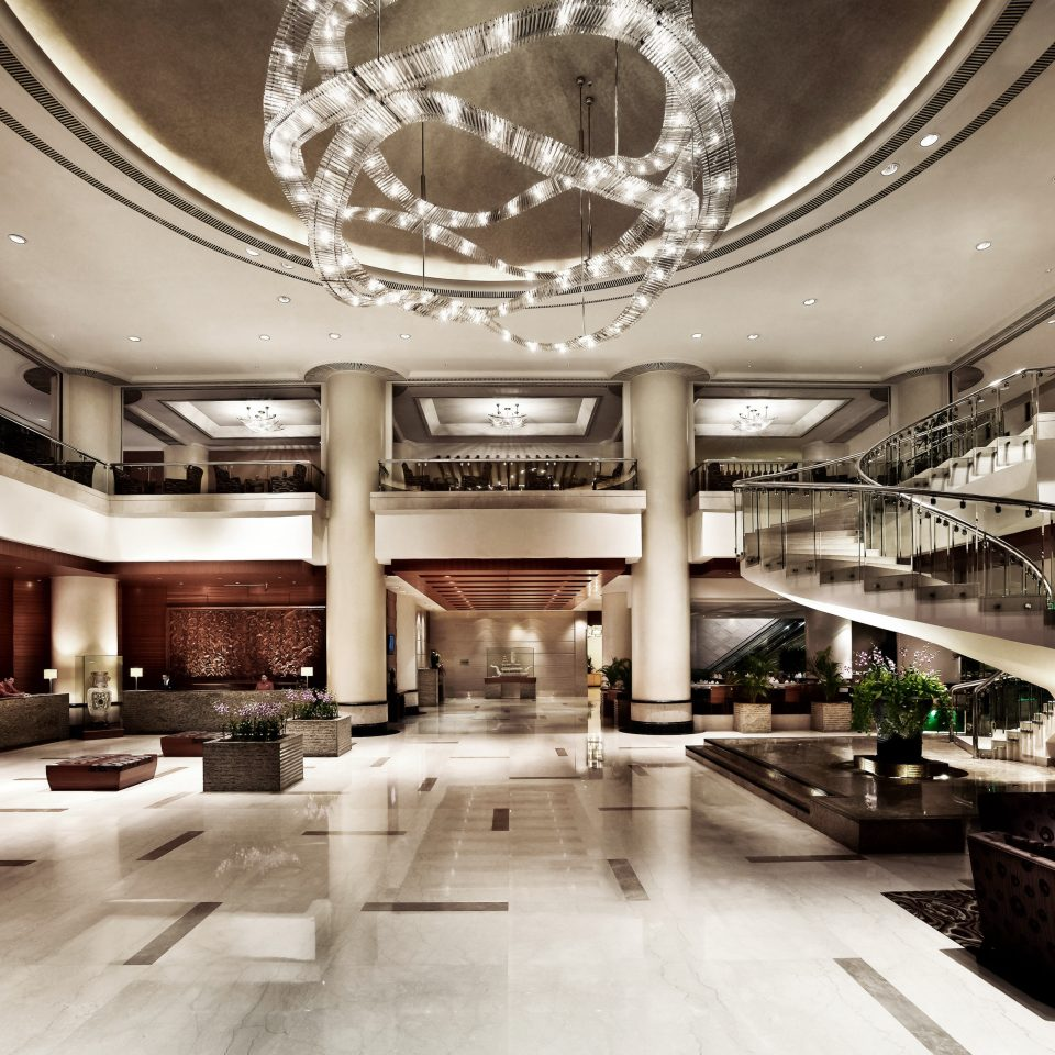 Lobby Modern Architecture lighting home mansion retail