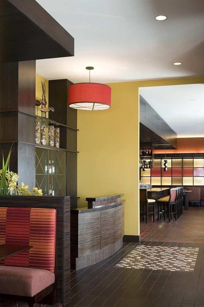 Lobby property Architecture living room loft professional Modern
