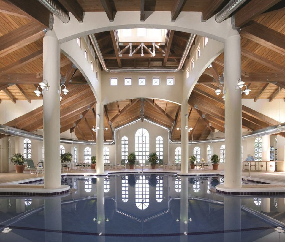 Lobby Architecture daylighting lighting shopping mall convention center plaza swimming pool Resort ballroom