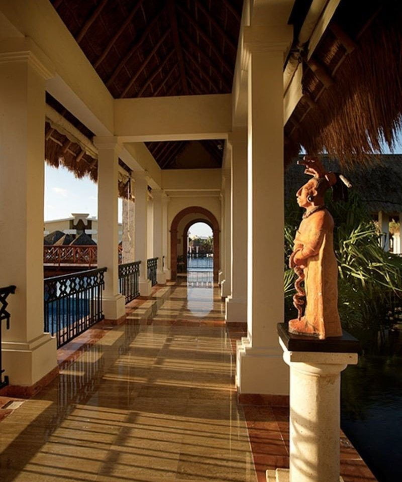 building Architecture Lobby Resort tourist attraction porch colonnade stone