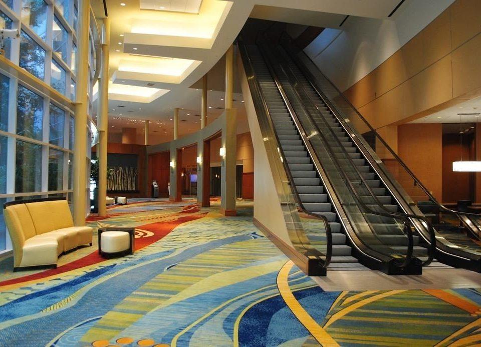 Lobby building Architecture condominium home mansion Resort living room