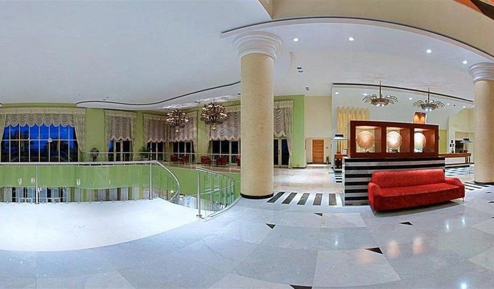 Lobby property building leisure centre Architecture convention center shopping mall plaza mansion Resort