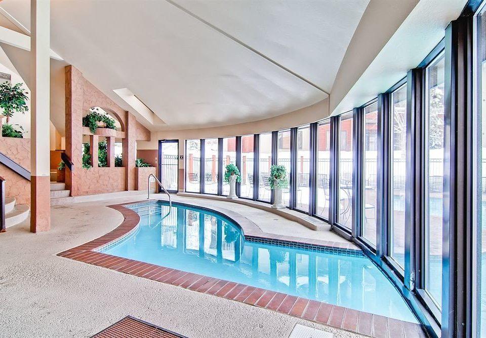 property Architecture home condominium daylighting mansion Resort swimming pool Lobby